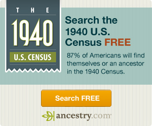 Search the 1940 census for free